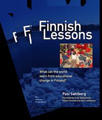 "Pasi Sahlberg ""Finnish lessons"""